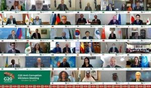 مجموعة العشرين تحذر من التأثير الخطير للفساد على النمو الاقتصادي